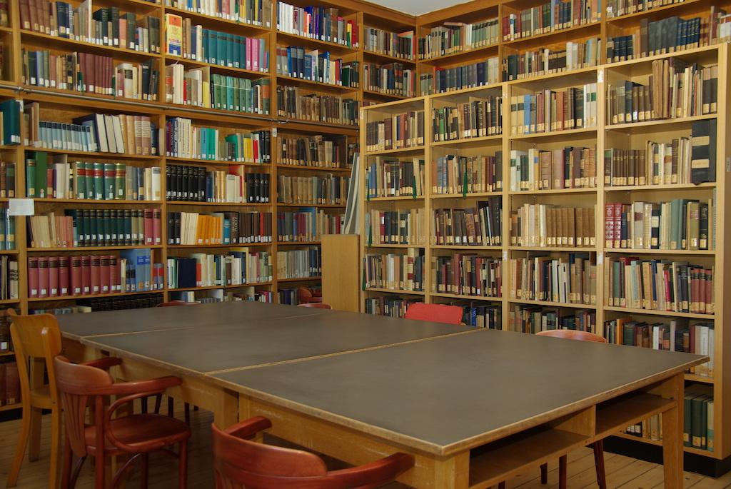 Bibliothek Wirtschaftsgeschichte Lmu München